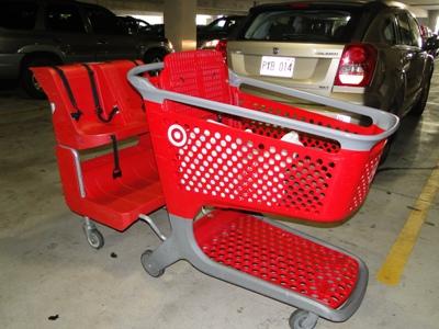 20110126 target's cart.jpg